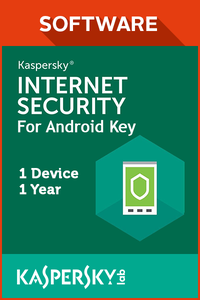 Kaspersky Internet Security for Android 1 Year - 1 Device