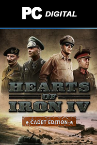 Hearts of Iron IV: Cadet Edition PC