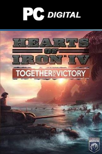 Hearts of Iron IV: Together for Victory DLC PC