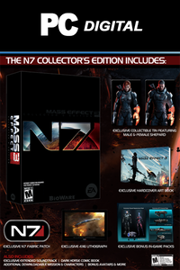 Mass Effect 3: N7 Digital Deluxe Edition PC