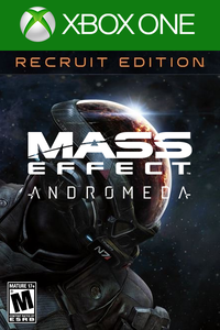 Mass Effect: Andromeda - Standard Recruit Edition Xbox One