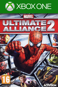 Marvel: Ultimate Alliance 2 Xbox One