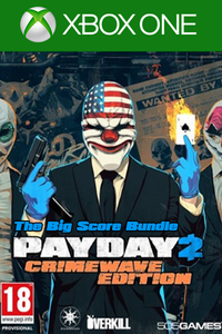 PAYDAY 2 Crimewave Edition - The Big Score Bundle Xbox One
