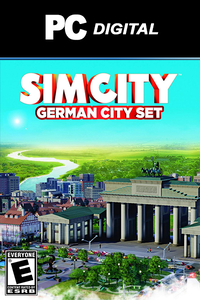 SimCity - German City Set DLC PC