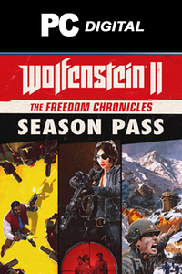 Wolfenstein II: The Freedom Chronicles - Season Pass DLC PC