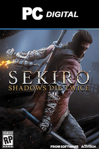 Pre-order: Sekiro: Shadows Die Twice PC (22/3)