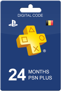 PlayStation Plus 730 dagen BE