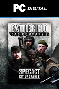 Battlefield: Bad Company 2 - SPECACT Kit Upgrade DLC PC