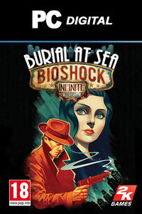 BioShock Infinite: Burial at Sea - Episode One DLC PC