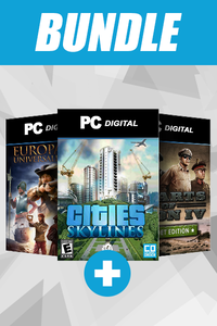 Paradox Strategy Games Bundle PC