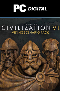 Civilization VI - Vikings Scenario Pack DLC PC