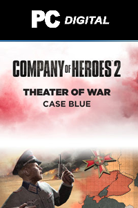 Company of Heroes 2: Case Blue Mission Pack DLC PC