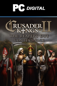 Crusader Kings II: The Reaper's Due Content Pack DLC PC