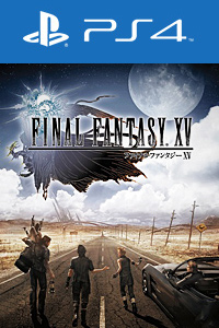 Final Fantasy XV - PS4 - NL