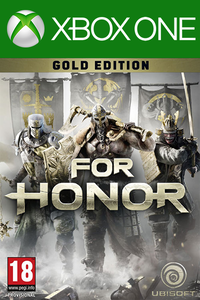 FOR HONOR Gold Edition Xbox One
