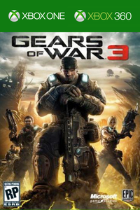 Gears of War 3 Xbox One and Xbox 360