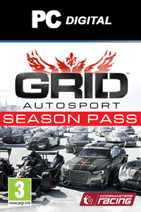 GRID Autosport Season Pass DLC PC