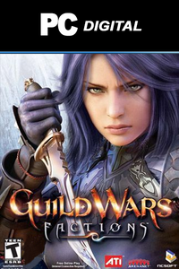 Guild Wars Factions Expansion DLC PC