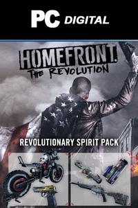 Homefront: The Revolution - Revolutionary Spirit Pack PC DLC