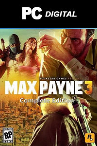 Max Payne 3 Complete Edition PC