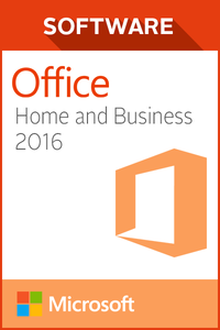 Microsoft Office Home & Business 2016 Mac