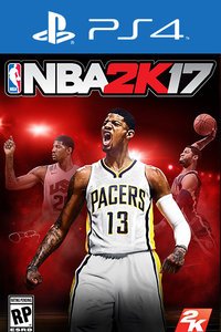 NBA 2K17 - PS4 - NL