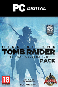 Rise of the Tomb Raider 20 Years Celebration Pack DLC PC