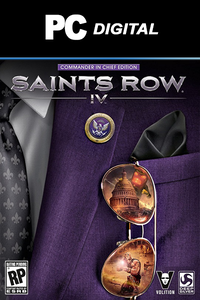 Saints Row IV: Commander-In-Chief Pack DLC PC