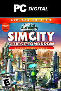 SimCity: Cities of Tomorrow Limited Edition PC