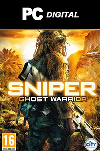 Sniper: Ghost Warrior - Gold Edition PC