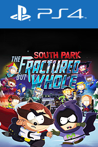 South Park: The Fractured But Whole - PS4 - NL