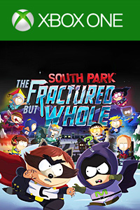 South Park: The Fractured But Whole- Xbox One (06/12)