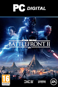 Pre-order: Star Wars Battlefront 2 PC (17/11)