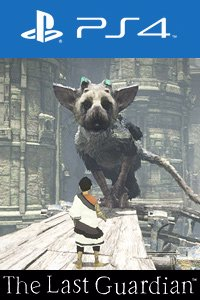 The Last Guardian - PS4 - NL