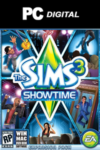 The Sims 3: Showtime PC DLC