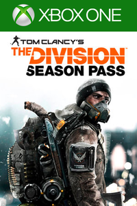 Tom Clancy's The Division Season Pass DLC Xbox One