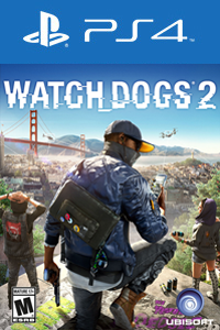 Watch Dogs 2 - PS4 - NL