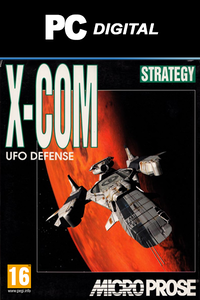 X-COM: UFO Defense PC