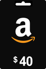 Amazon Gift Card 40 USD