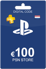 Playstation Network Card 100 euro NL