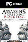 Assassin's Creed IV Black Flag - Crusader & Florentine Pack DLC PC