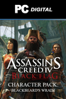 Assassin's Creed IV Black Flag - MP Character Pack: Blackbeard's Wrath DLC PC