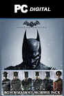 Batman: Arkham Origins - New Millenium Skins Pack DLC PC