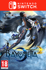Bayonetta 2 - Digital Version Nintendo Switch