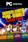 Borderlands: The Pre-Sequel Season Pass DLC PC