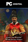 CiV: Korea and Wonders of the Ancient World - Combo Pack DLC PC