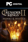 Crusader Kings II: Monks and Mystics DLC PC