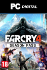 Far Cry 4 Season Pass DLC PC
