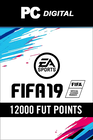 FIFA 19 - 12000 FUT Points