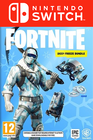Fortnite Deep Freeze Bundle DLC Nintendo Switch